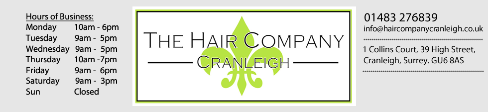 The Hair Company Cranleigh