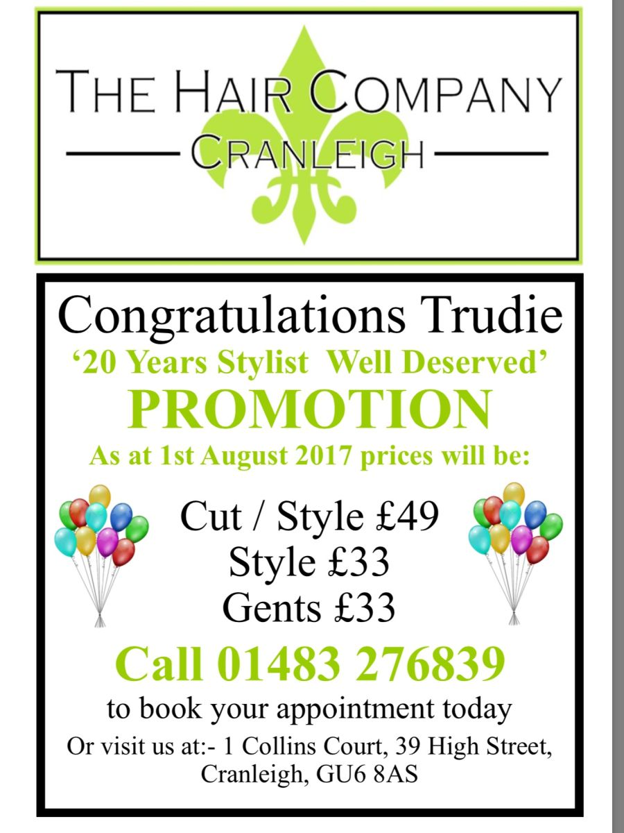 Trudie Promotion pic